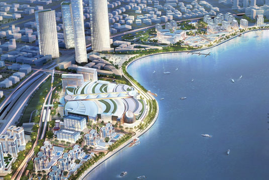 Seef Lusail Waterfront Master Plan