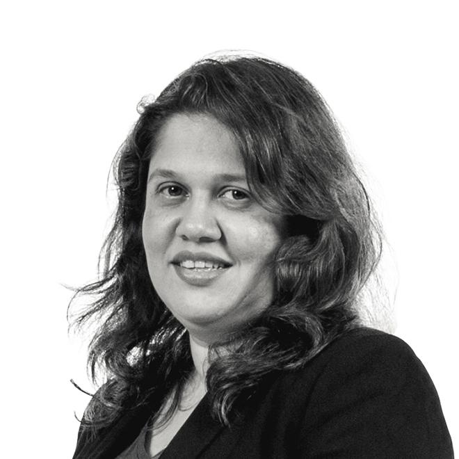 Photo of Smruti Pednekar