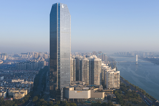 Poly Liuzhou International Center